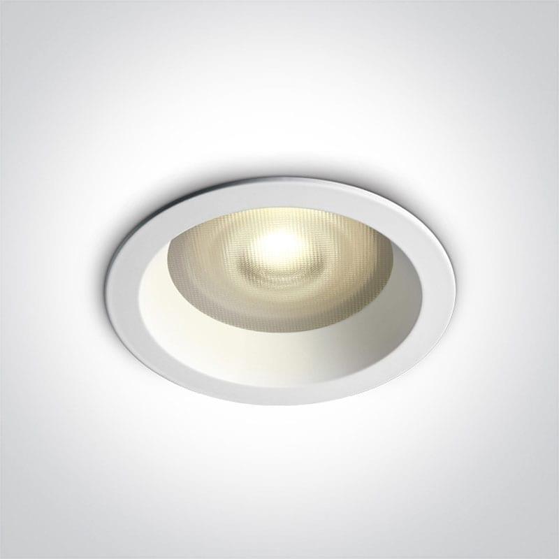 Įmontuojamas šviestuvas 10105R2P/W IP65
