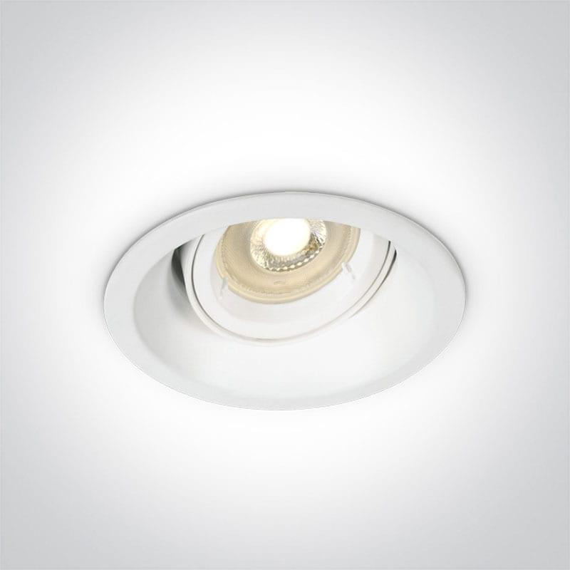 Įmontuojamas kryptinis šviestuvas 11105CDG/W