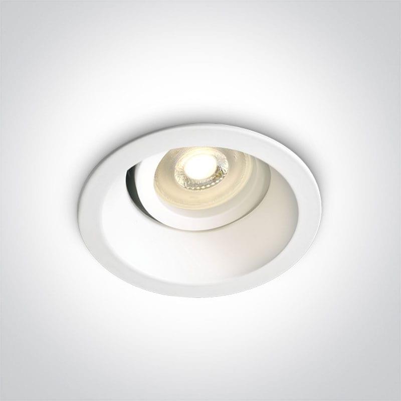 Įmontuojamas kryptinis šviestuvas 11105D4/W