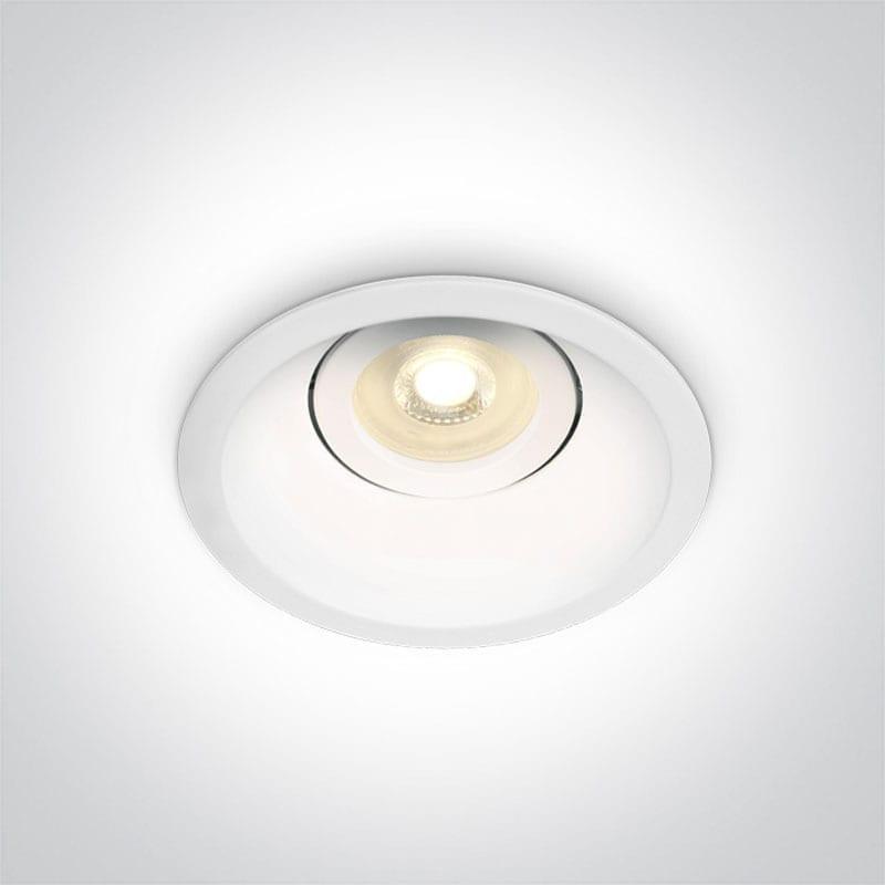 Įmontuojamas kryptinis šviestuvas 11105DT/W