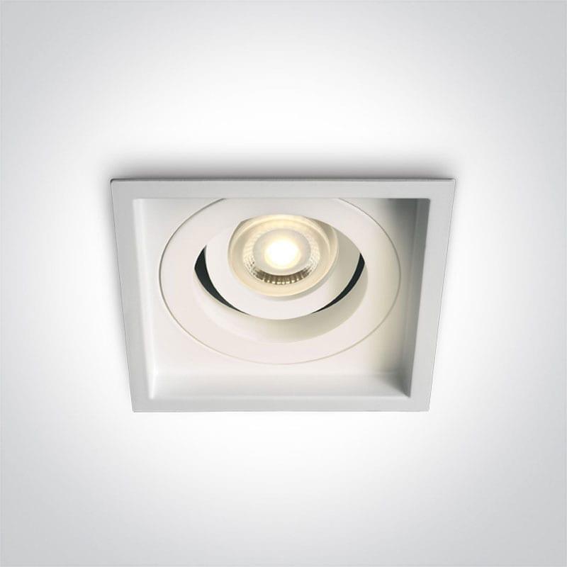 Įmontuojamas kryptinis šviestuvas 51105N/W