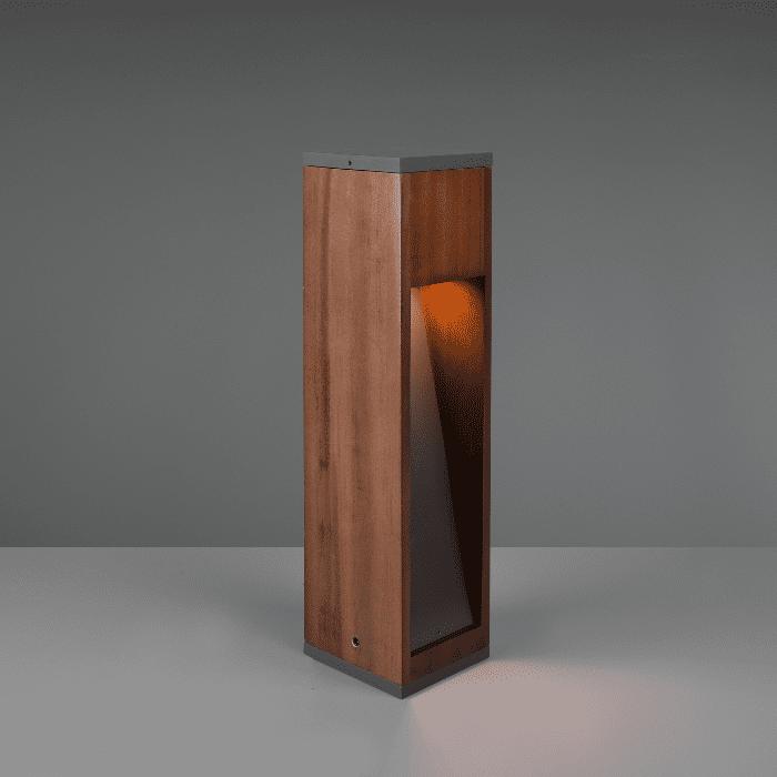 Pastatomas lauko šviestuvas CANNING 40cm